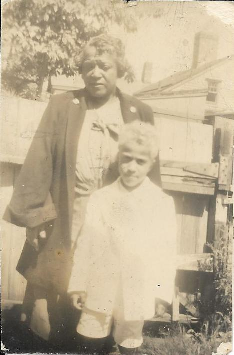Bessie Smith and Richard DeBoise