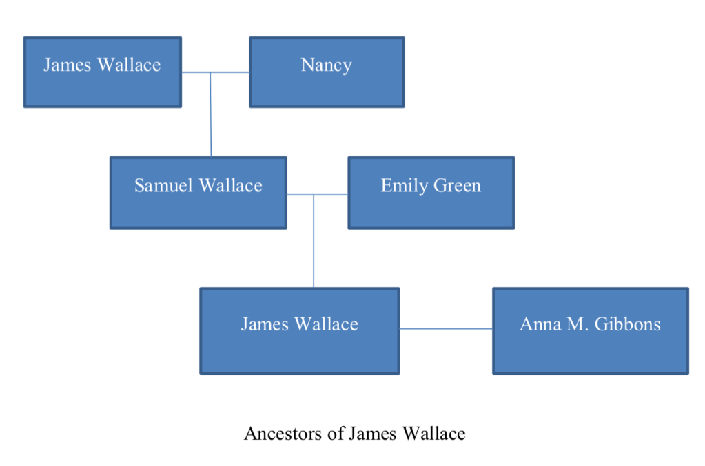 Ancestors of James Wallace