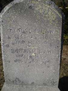 George and Sarah Law
